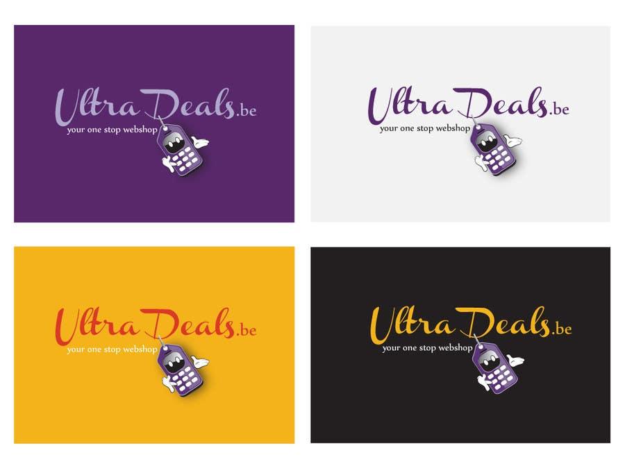 Contest Entry #191 for Logo design for ultradeals