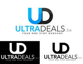 nº 53 pour Logo design for ultradeals par francidesigns