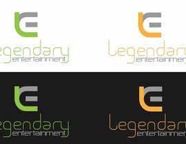 "Sanja3003 tarafından Design a Logo for ""Legendary Entertainment"" için no 33"