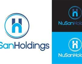 "#38 for Design a Logo for ""NuSan Holdings"" by paijoesuper"