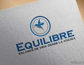 #36 for Design a Logo for Equilibré af marjanikus82