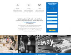 #12 for New Home Page Design - Wordpress Bridge Theme by WebStir