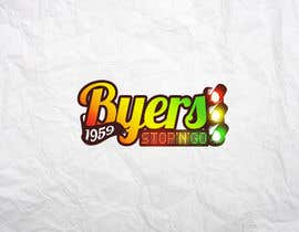 #80 para Logo Design for Byers Stop N Go de valudia