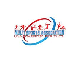 #7 untuk Logo for multi sports association oleh AWAIS0