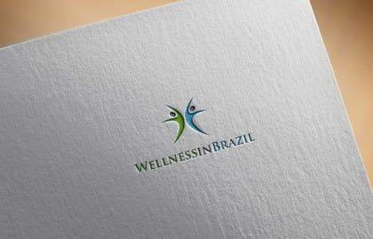 #6 for Projetar um Logo for WellnessinBrazil af billsbrandstudio