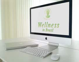 #15 for Projetar um Logo for WellnessinBrazil by vasked71