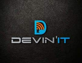#267 para Logo for Devin'IT! por bagas0774