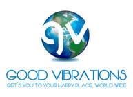 Graphic Design Konkurrenceindlæg #28 for Good Vibrations Travel Logo