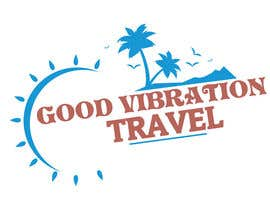 #43 para Good Vibrations Travel Logo por arnab22922