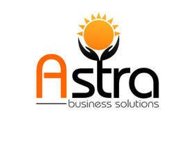 "#42 cho Design a logo for ""Astra Business Solutions"" bởi mv49"