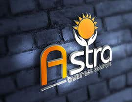 "nº 44 pour Design a logo for ""Astra Business Solutions"" par mv49"