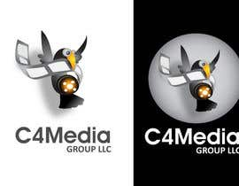 #33 untuk Logo Design for C4 Media Group LLC oleh danumdata