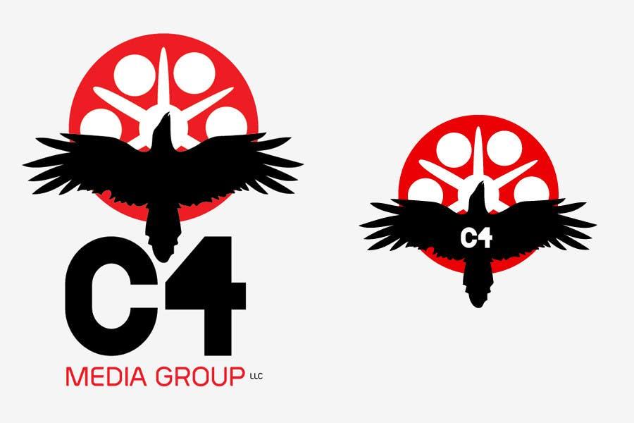Contest Entry #18 for Logo Design for C4 Media Group LLC