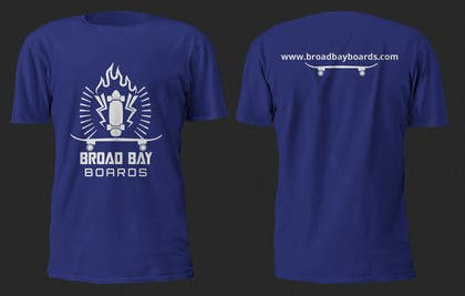 #16 cho Design a T-Shirt for Skateboarding Company bởi murtalawork