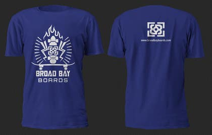 #19 cho Design a T-Shirt for Skateboarding Company bởi murtalawork