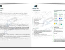 #2 untuk Design a Brochure for a Cyber Security business oleh syrwebdevelopmen
