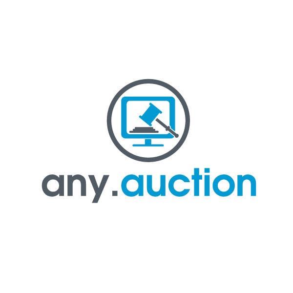 Proposition n°                                        15                                      du concours                                         Design a logo for an online auction website