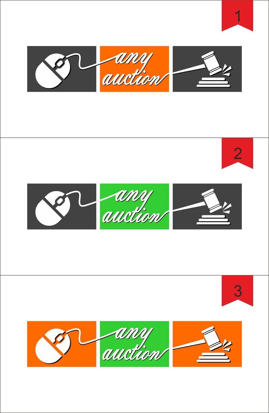 Konkurrenceindlæg #93 for Design a logo for an online auction website