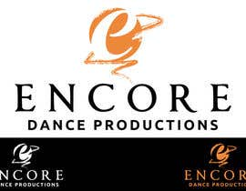 "Nro 3 kilpailuun Design a Logo for ""Encore Dance Productions Inc"" käyttäjältä cbarberiu"
