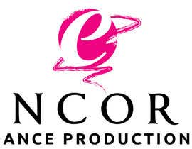 "cbarberiu tarafından Design a Logo for ""Encore Dance Productions Inc"" için no 4"