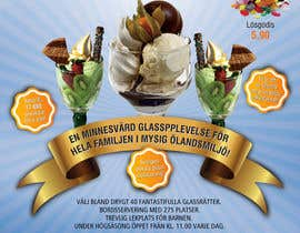 #15 for Design a flyer for ice cream restaurant. by ssergioacl