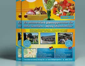 #7 for Design a flyer for ice cream restaurant. by gkhaus