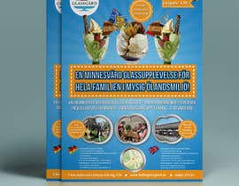 #11 for Design a flyer for ice cream restaurant. by gkhaus