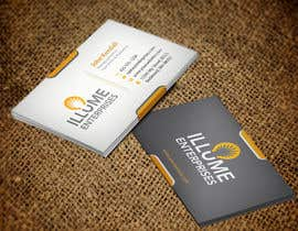 #153 untuk Unique Business Card for New Business oleh imtiazmahmud80