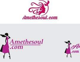 Nro 24 kilpailuun Design a Logo for http://amethesoul.com käyttäjältä kolsir