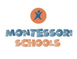 #9 para Design a Logo for Montessori Schools por manojrock3110c