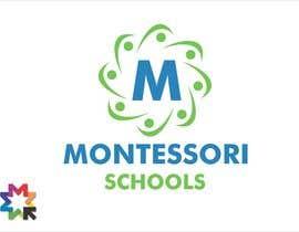 Nro 15 kilpailuun Design a Logo for Montessori Schools käyttäjältä sergiocossa