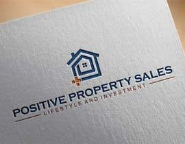 #30 cho Design a Logo for Positive Property Sales (positivepropertysales.com) bởi paijoesuper