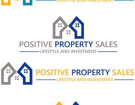 #63 for Design a Logo for Positive Property Sales (positivepropertysales.com) af kmsinfotech