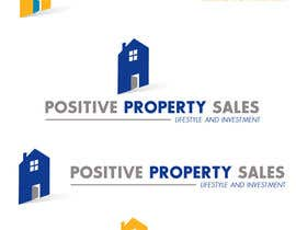 #64 for Design a Logo for Positive Property Sales (positivepropertysales.com) af kmsinfotech