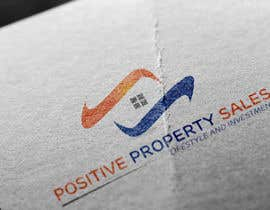 #65 cho Design a Logo for Positive Property Sales (positivepropertysales.com) bởi kmsinfotech