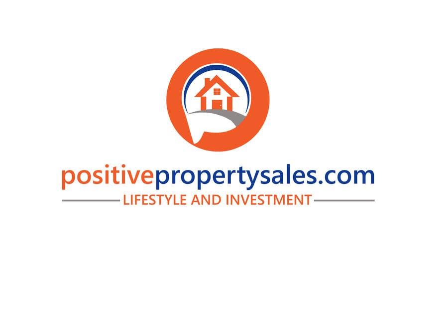 Konkurrenceindlæg #                                        73                                      for                                         Design a Logo for Positive Property Sales (positivepropertysales.com)