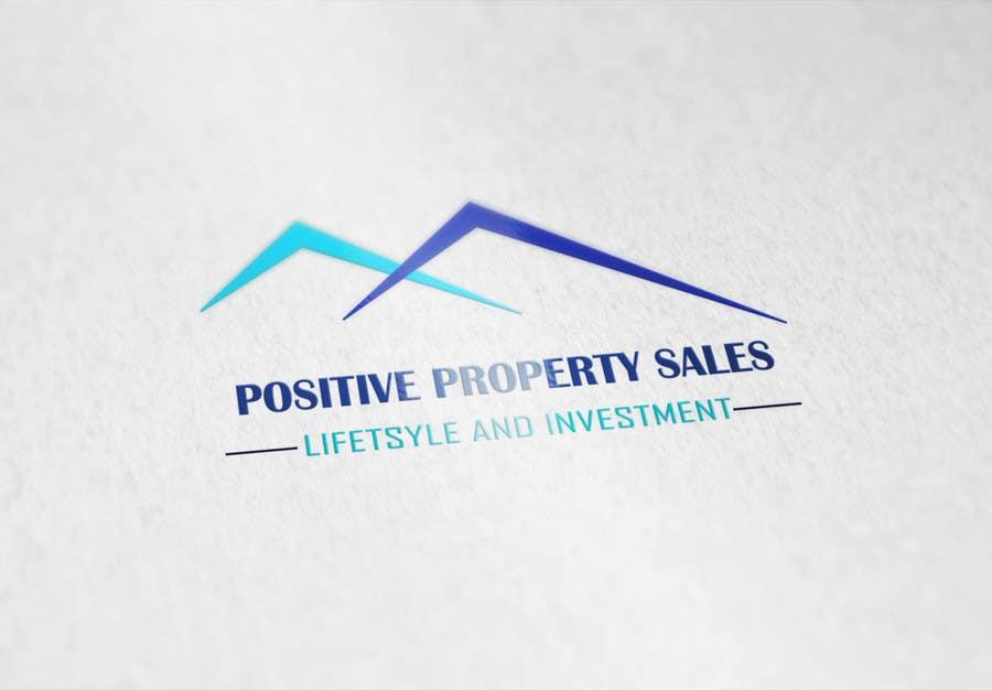 Konkurrenceindlæg #48 for Design a Logo for Positive Property Sales (positivepropertysales.com)