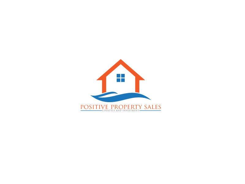 Konkurrenceindlæg #                                        14                                      for                                         Design a Logo for Positive Property Sales (positivepropertysales.com)
