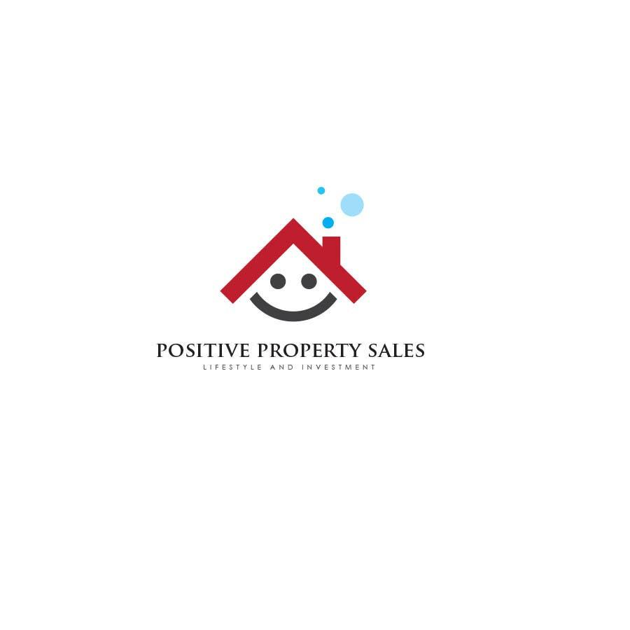 Konkurrenceindlæg #                                        85                                      for                                         Design a Logo for Positive Property Sales (positivepropertysales.com)