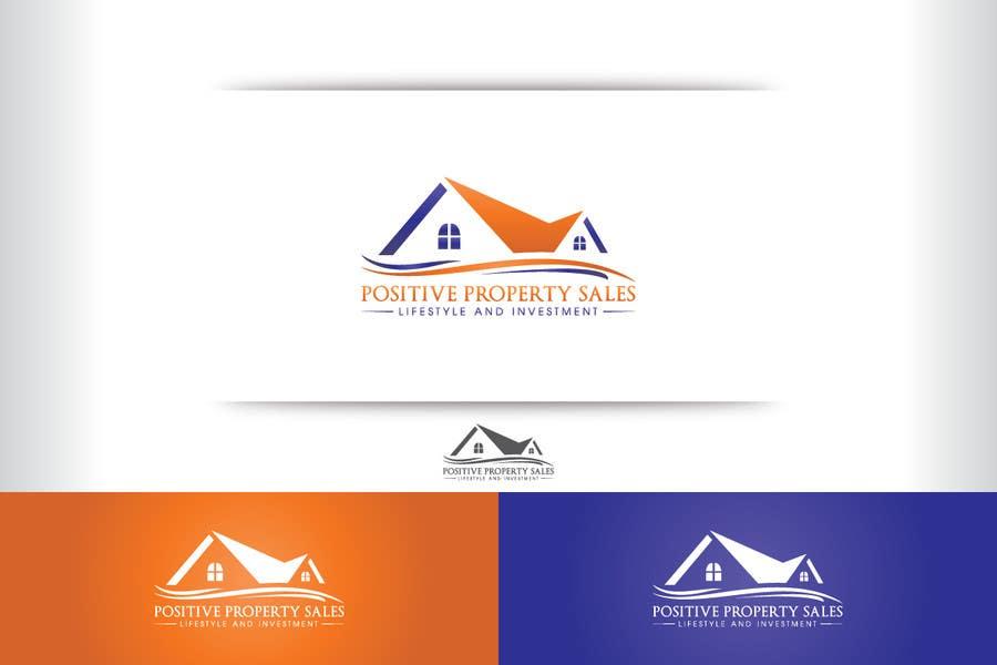 Konkurrenceindlæg #46 for Design a Logo for Positive Property Sales (positivepropertysales.com)