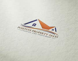 #47 cho Design a Logo for Positive Property Sales (positivepropertysales.com) bởi Ibrahimmotorwala