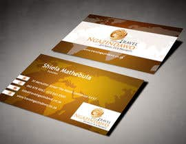 #10 for Design a letterhead and business cards for a tour company af AlexTV