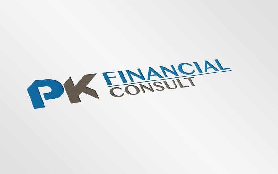 "Contest Entry #131 for Design Logo and Business Cards for ""PK Financial Consult"""