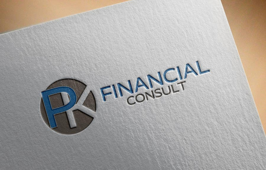 """Contest Entry #                                        133                                      for                                         Design Logo and Business Cards for """"PK Financial Consult"""""""