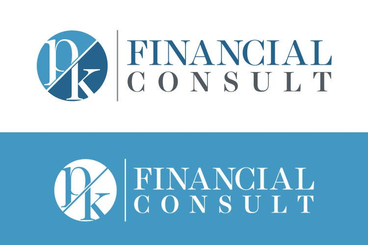 "Contest Entry #                                        49                                      for                                         Design Logo and Business Cards for ""PK Financial Consult"""