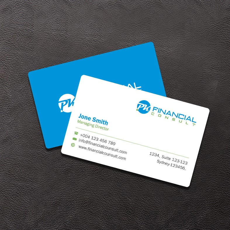 """Contest Entry #                                        119                                      for                                         Design Logo and Business Cards for """"PK Financial Consult"""""""