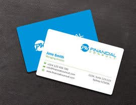 "#119 for Design Logo and Business Cards for ""PK Financial Consult"" by rajnandanpatel"