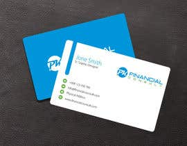 "#120 for Design Logo and Business Cards for ""PK Financial Consult"" by rajnandanpatel"
