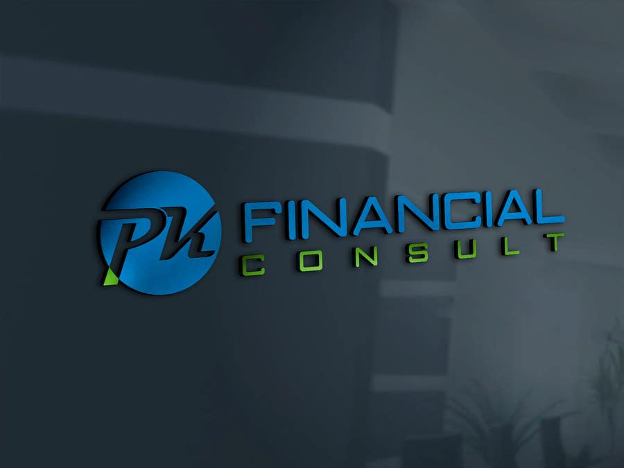 """Contest Entry #                                        123                                      for                                         Design Logo and Business Cards for """"PK Financial Consult"""""""