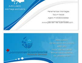 #31 untuk Design some Business Cards for Panamerican Loans oleh alidicera